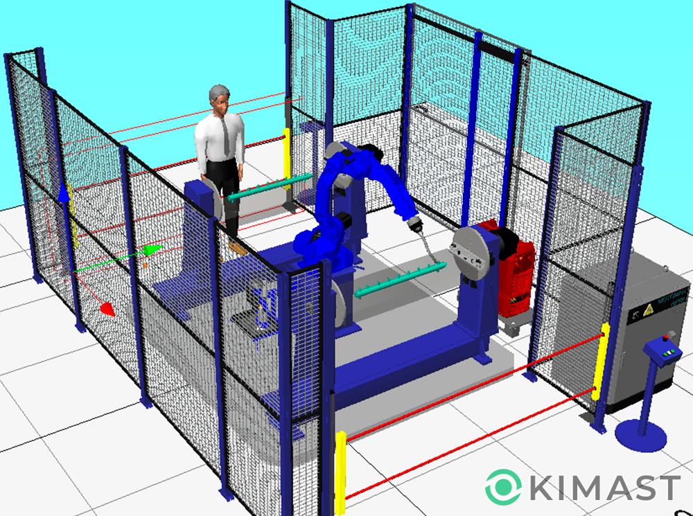 Спецпредложение на поставку роботизированного сварочного комплекса